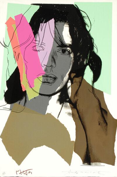 Andy Warhol, 'Mick Jagger, 1975 (#140)', 1975