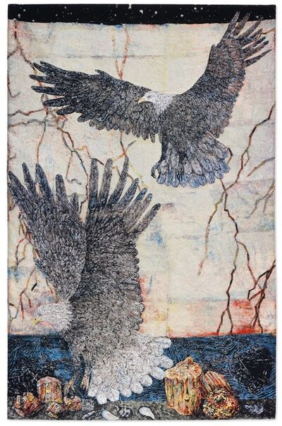 Kiki Smith, 'Guide', 2012