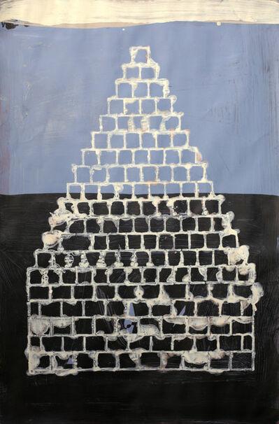 Ward Schumaker, 'Blue Pyramid'
