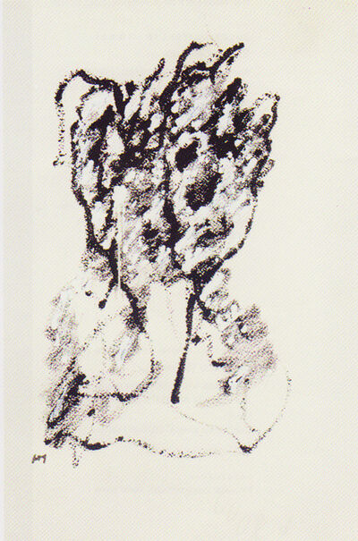 Henri Michaux, 'Untitled', 1973