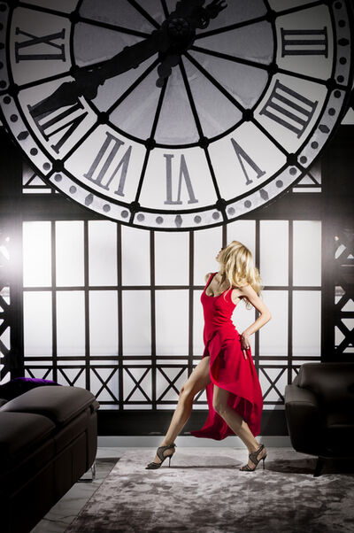 David Drebin, 'Clockwatcher', 2016