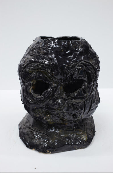 Rashid Johnson, 'Untitled Bust', 2019