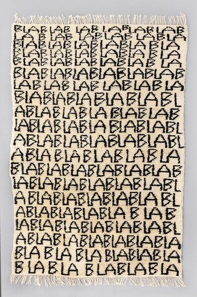 Josep Maynou, 'BLABLABLA', 2018
