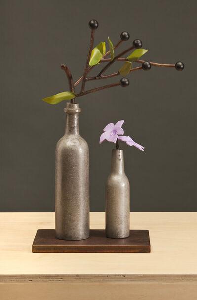 David Kimball Anderson, 'Gray Bottles', 2013
