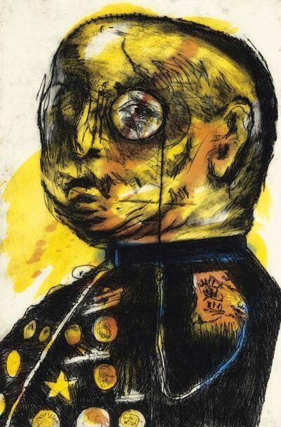 William Kentridge, 'General', 1993-8