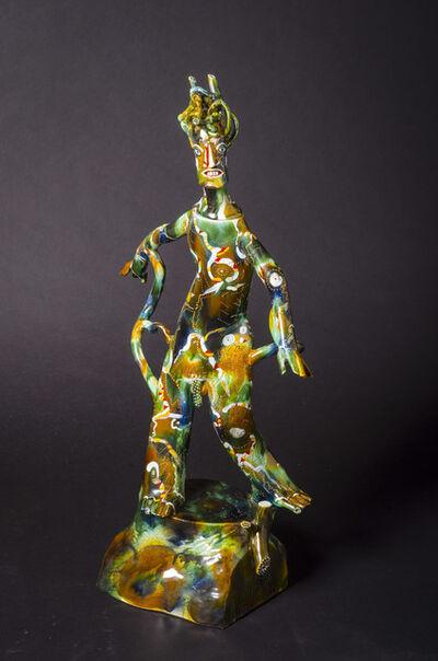 Ralph Bacerra, 'Male Figure (Tang)', 1995