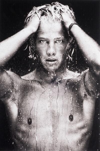 Benno Thoma, 'Wet Portrait', 2009
