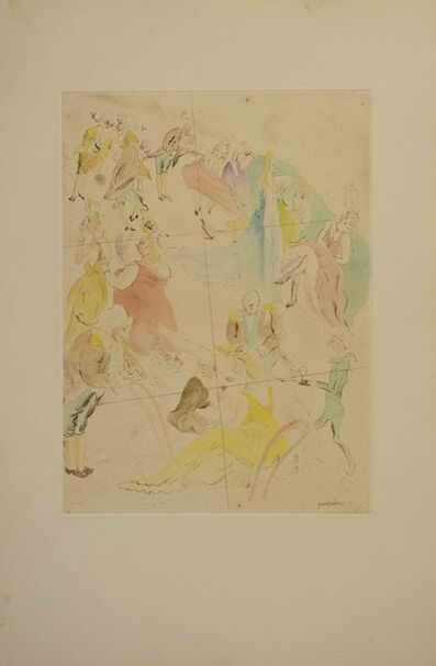 Jules Pascin, 'Untitled ', ca. 1966