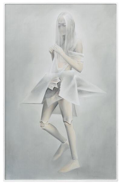 Song 宋 Kun 琨, 'Six Messengers of Ksitigarbha 地藏六使者——摄天使者', 2015