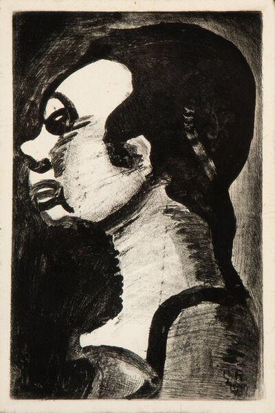 Georges Rouault, 'Hideous Woman (Femme hideuse)', 1928