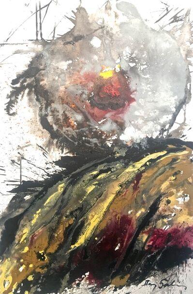 Baruj Salinas, 'Upper mandala', 2001