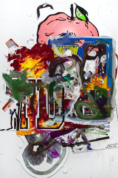 Siebren Versteeg, 'Free Inside', 2016