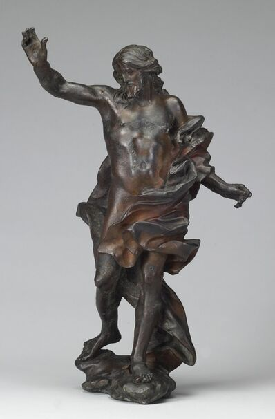Gian Lorenzo Bernini, 'The Risen Christ', 1673-1674