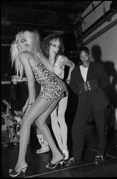 Chantal Regnault, 'Ru Paul, Red Zone, Club NYC', 1990