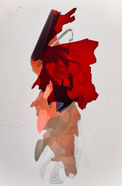 Debbie Hesse, 'Ruby. State 1', 2020