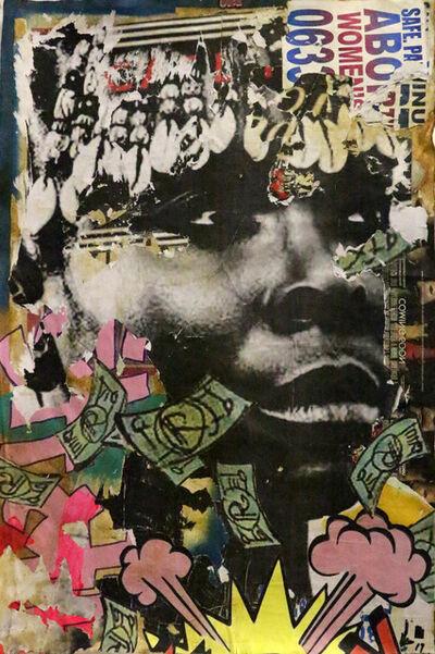Mncedi Madolo, 'Black Label', 2019