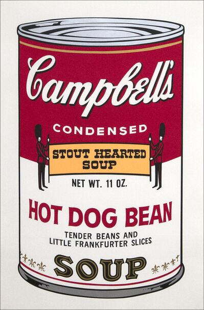 Andy Warhol, 'Hot Dog Bean', 1969