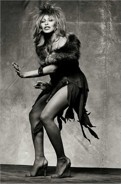 Norman Seeff, 'Tina Turner ʻTina In Motionʻ 1983', 1983
