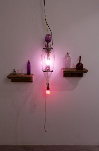 Elias Hansen, 'It seems further than it is', 2014