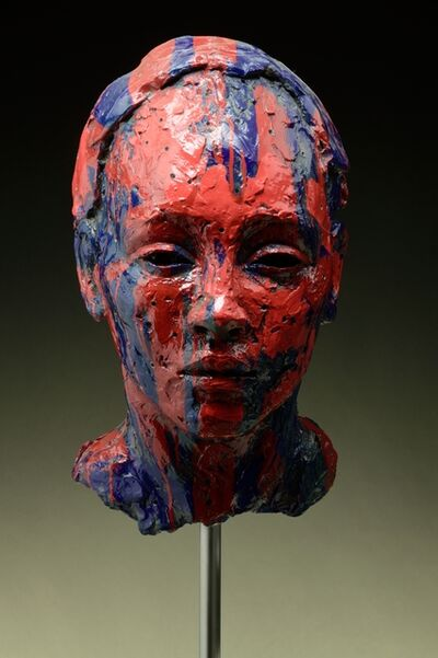 Lionel Smit, 'Small Malay Girl With Holes', 2010