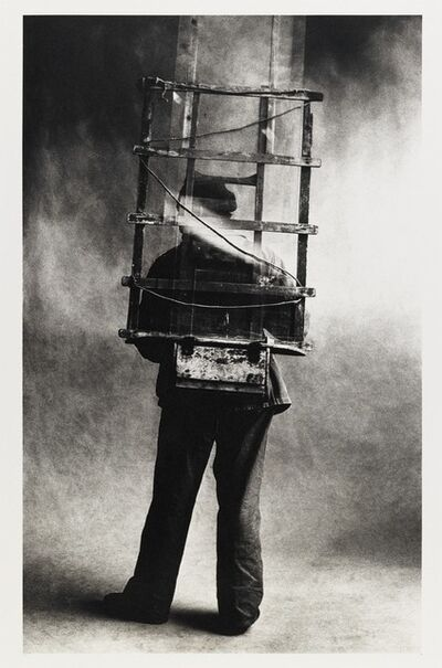 Irving Penn, 'Vitrier, Paris', 1950