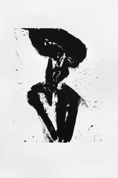 Jannis Kounellis, 'Fumo di pietra VIII', 1992