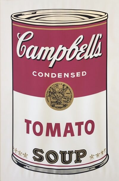 Andy Warhol, 'Campbell's Soup I, Tomato F&S II.46', 1968