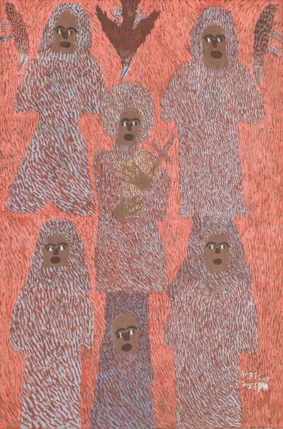 Jorélus Joseph, 'Saints', 1997