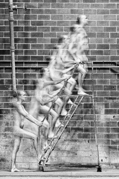Martin Holmes, 'Ascending Nude 2', 2017