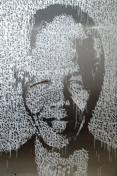 """Jonas """"SUN7"""" Bournat, 'Madiba', 2013"""