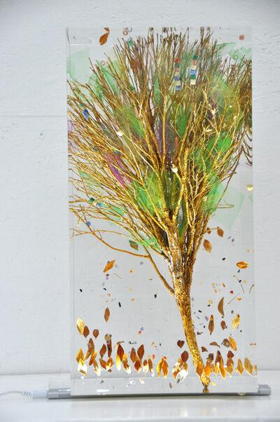 Susi Kramer, 'Blumenstrauss', 2014