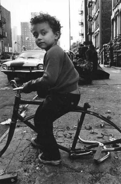 Arlene Gottfried, 'No Wheels, El Barrio, NY ', 1978