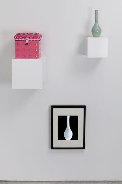Barbara Bloom, 'Broken (Oval Vase)', 2001