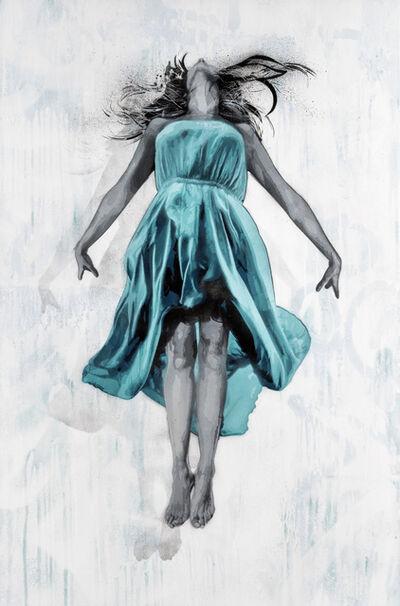 Snik, 'Fix The Sky (Turquoise)', 2016