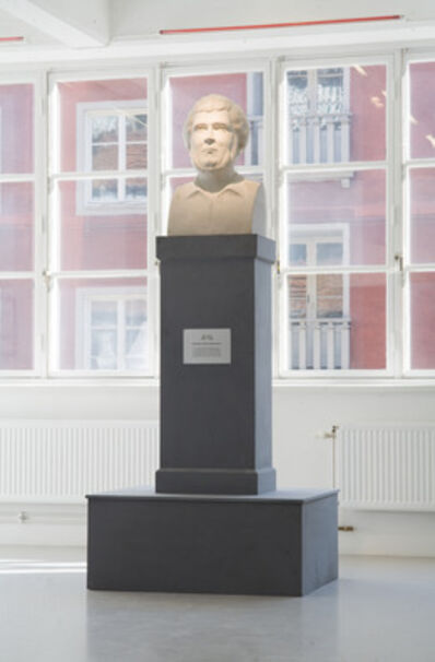 Johan Zetterquist, 'Proposal No 26: A Bust of Nils Strid The First Bank Robber of Sweden', 2011