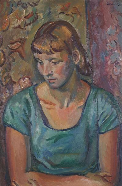 BERNARD MENINSKY, 'The Green Dress', 1930