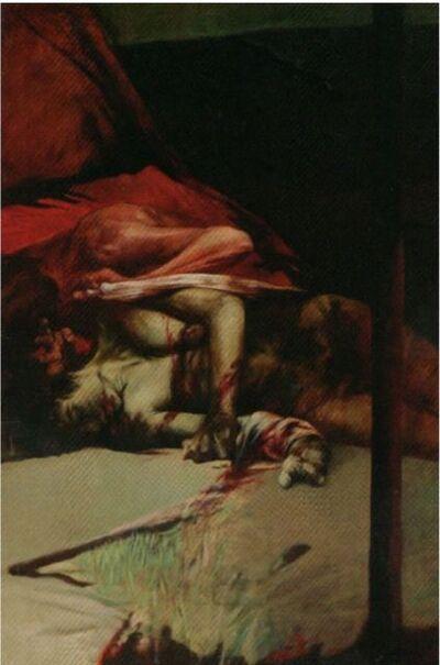 Luis Caballero, 'Sin título ', 1985