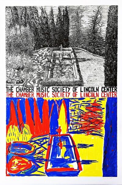 Jennifer Losch Bartlett, 'Chamber Music Society of Lincoln Center', 1981