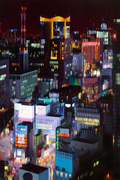 Alexandra Pacula, 'Shimbashi Glow', 2019