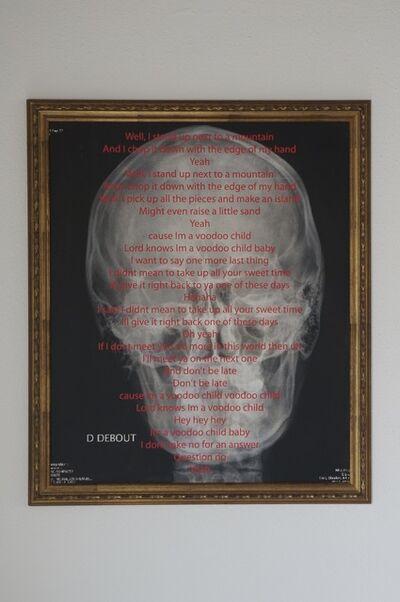 Bruno Creuzet, 'Sans Issue', 2011