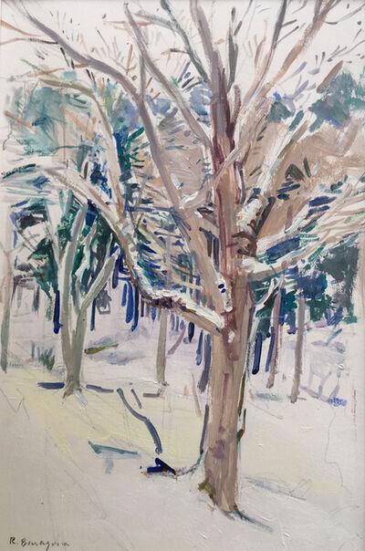 Rita Baragona, 'Snow Branches', 2018