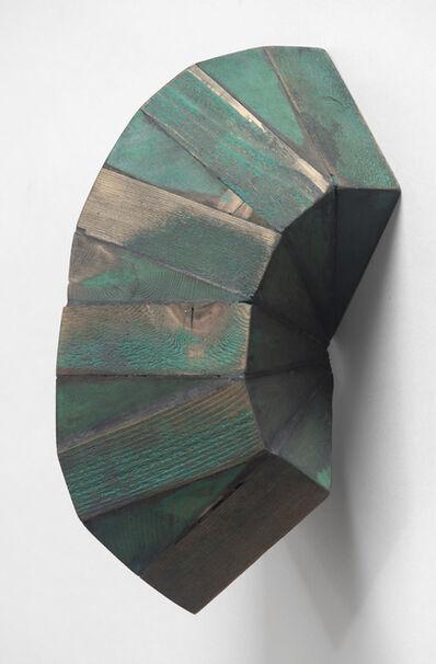 Peter Millett, 'Green Mask', 2020