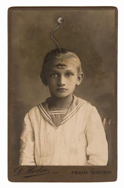 Jana Paleckova, 'Untitled (Child with forehead mouth)', 2017