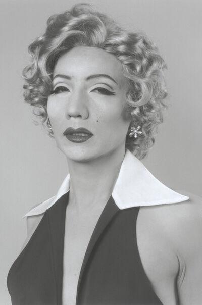 Yasumasa Morimura 森村 泰昌, 'Marilyn Monroe'