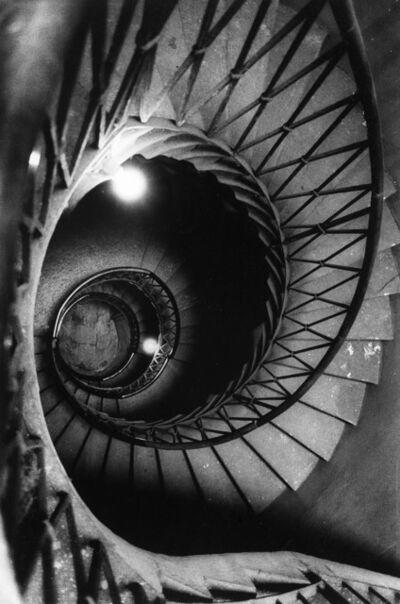 Maria Mulas, 'Architettura, scale', 1981