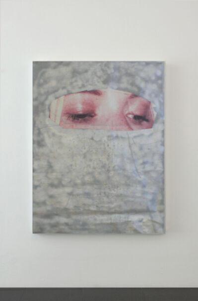 Stefan Brüggemann, 'Work Obliterated (Cover Girl)', 2005