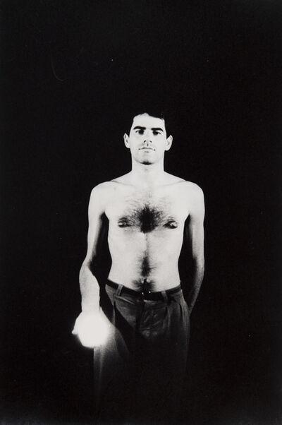 Cláudio Goulart, 'Gladiators of the Future', 1980