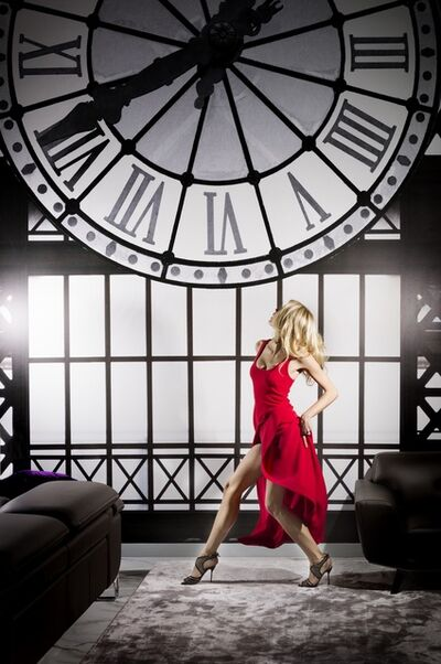 David Drebin, 'Clockwatcher'