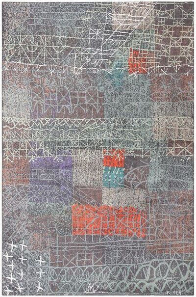 Paul Klee, 'Vintage Carpet', ca. 1960