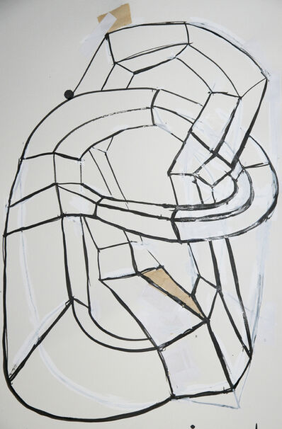 Deborah Zlotsky, 'Knot Drawing # 6', 2016